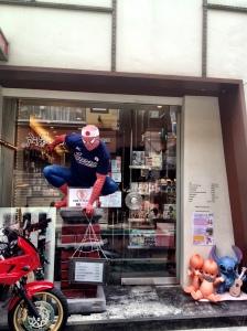 Store front at Shimokitazawa