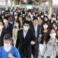 Why do Japanese wear surgical masks?