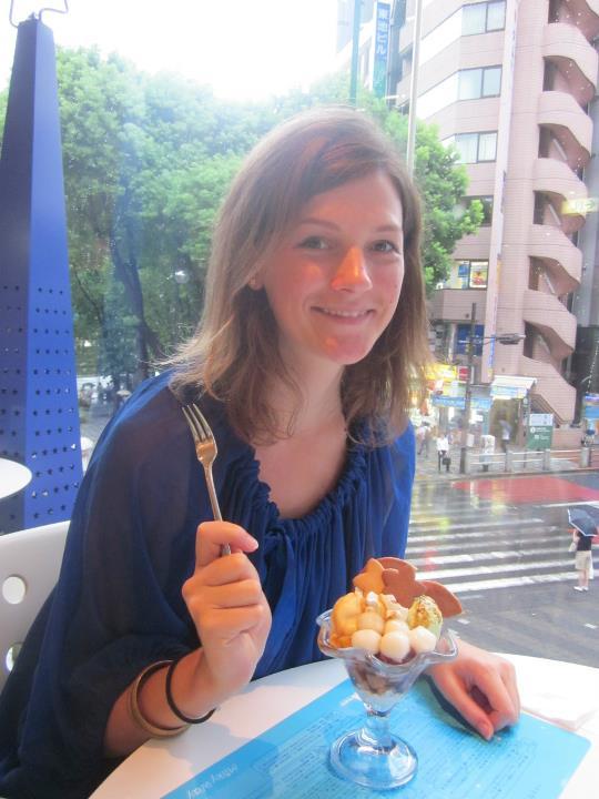 Even voorstellen: Mieke Aarsman (professionele tour guide in dienst van Tokiotours)