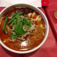 Japanese noodles: slurping manditory