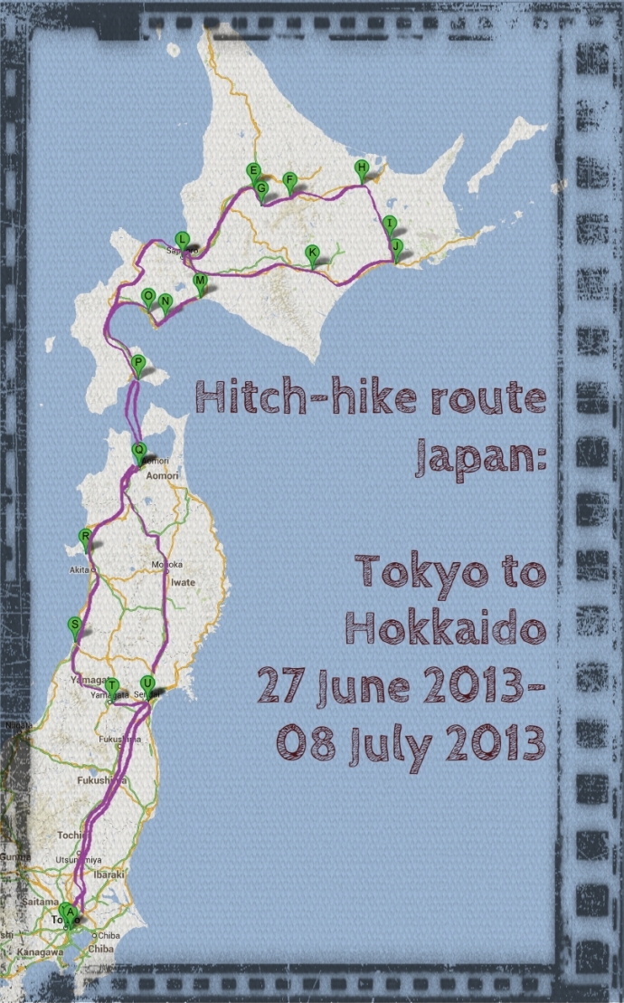 hitchhikeroute japan